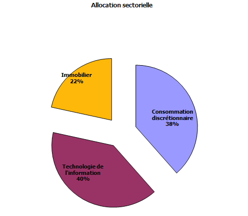 Allocation sectorielle